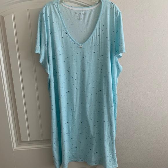 Nautica Other - Nautica Sleep shirt/Nightgown